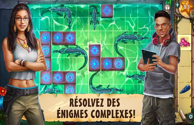 solution pour Adventure Escape Dark Ruins b