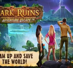 solution pour Adventure Escape Dark Ruins c