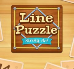 solution pour Line Puzzle String Art a