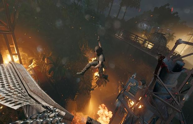 solution pour Shadow of the Tomb Raider b