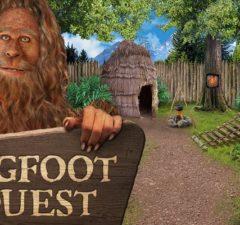 Solution pour A la recherche de Bigfoot a