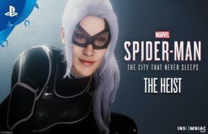 solution pour Spider-Man THE HEIST a