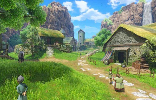 solution pour Dragon Quest XI b