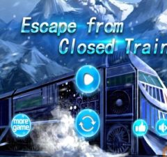 solution pour Escape from Closed Train a