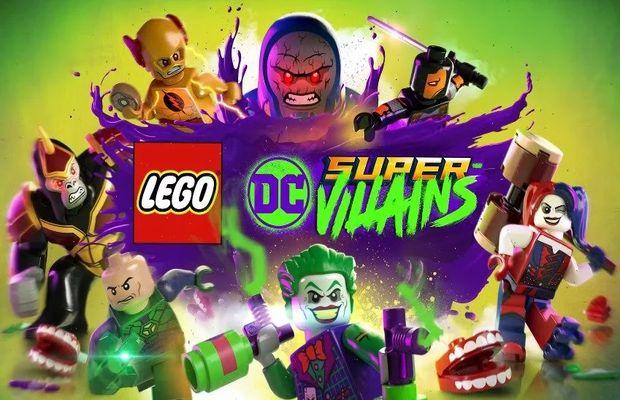 solution pour Lego DC Super Villains a