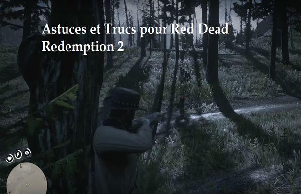 Astuces et Trucs pour Red Dead Redemption 2