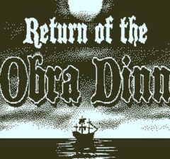 Solution pour Return of the Obra Dinn a