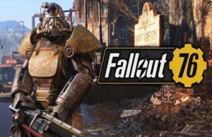 solution pour Fallout 76 a