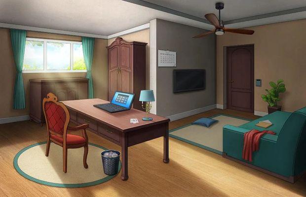 solution pour Room Escape Contest 2 b