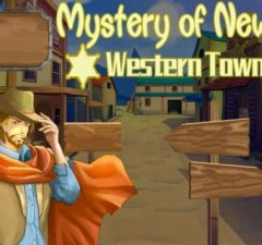 solution pour Mystery of New Western Town a