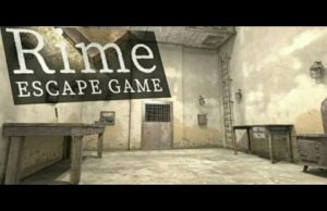 solution pour Rime room escape game a