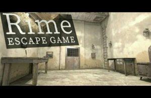 solution pour Rime room escape game a