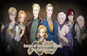 solution pour Secret of the Hidden Room Collaborator a
