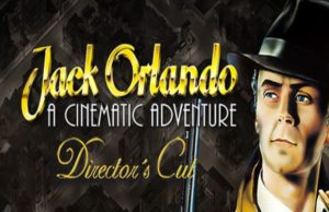 solution pour Jack Orlando Director's Cut a