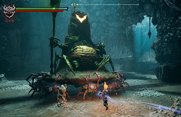 solution pour Darksiders 3 b