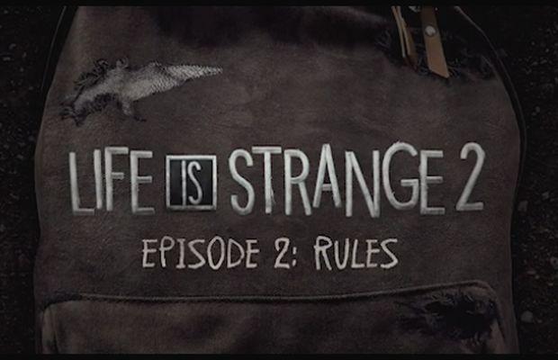 solution pour Life is Strange 2 Episode 2 a