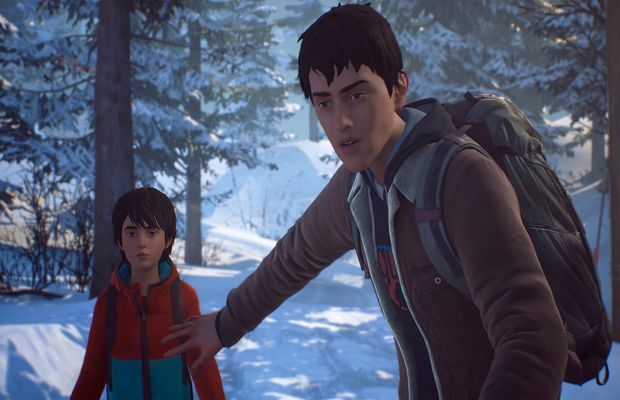solution pour Life is Strange 2 Episode 2 b
