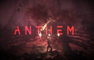 solution pour Anthem a