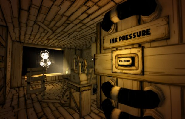 solution pour Bendy and the Ink Machine b