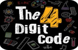 solution pour Escape Room The 4 Digit Code a