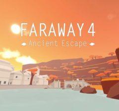 solution pour Faraway 4 Ancient Escape a