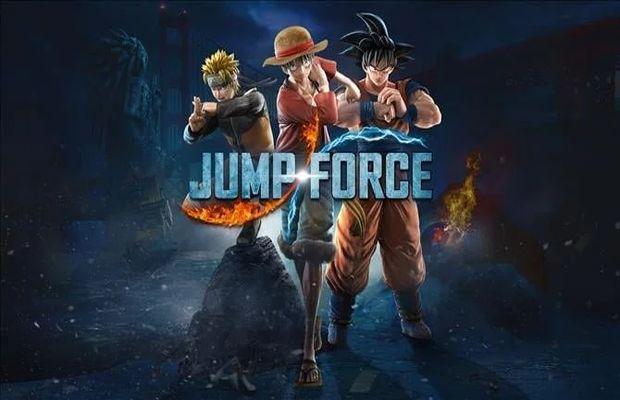 solution pour Jump Force a