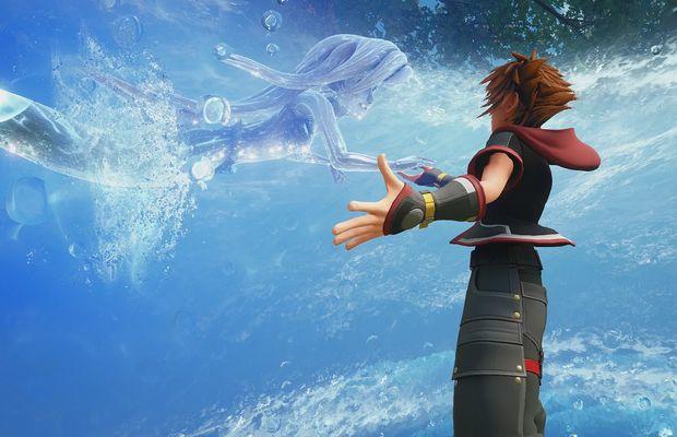 solution pour Kingdom Hearts 3 b