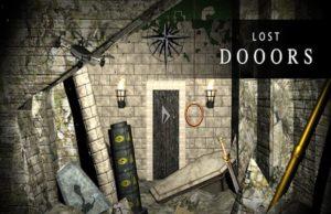 Read more about the article Solution pour Lost DOOORS, à l'ancienne