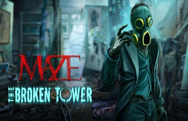 solution pour Maze The Broken Tower a