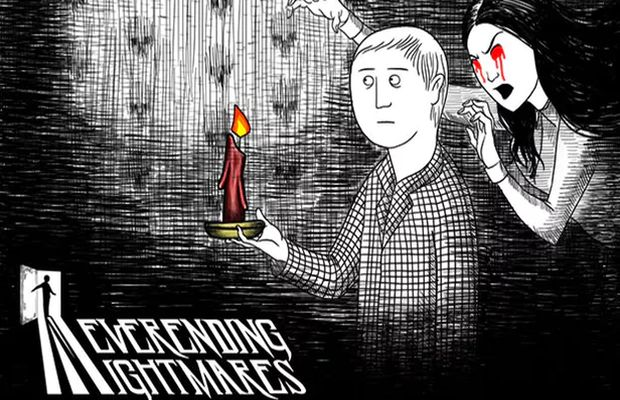 solution pour Neverending Nightmares a