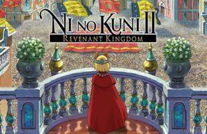 solution pour Ni No Kuni II a