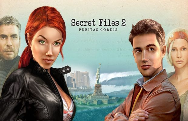 solution pour Secret Files 2 Puritas Cordis a