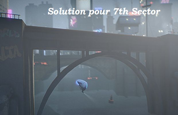 solution pour 7th Sector b