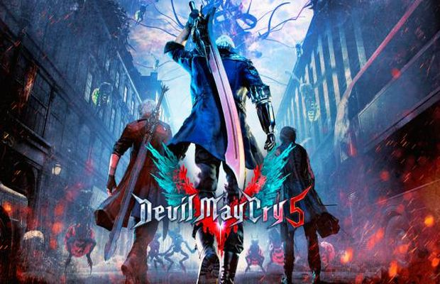 solution pour Devil May Cry 5 a