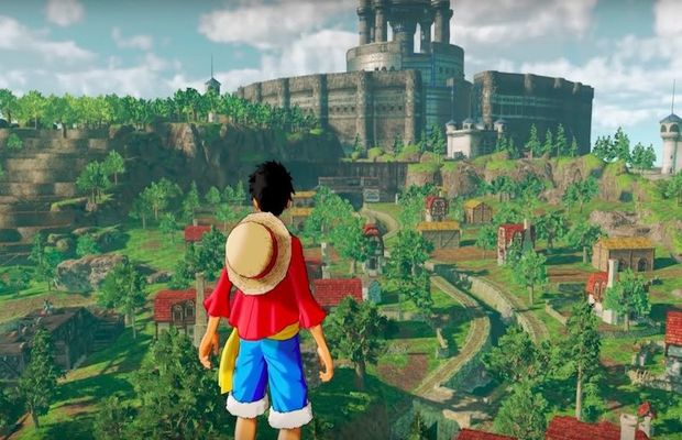 solution pour One Piece World Seeker b
