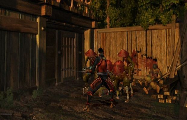 solution pour Onimusha Warlords b
