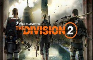 solution pour The Division 2 a