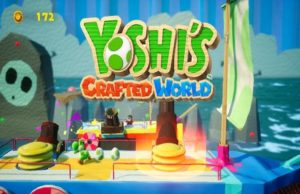 solution pour Yoshi's Crafted World a