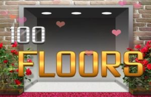solution pour 100 Floors Valentine a