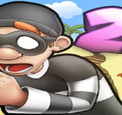 solution pour Robbery Bob 2 Double Trouble a