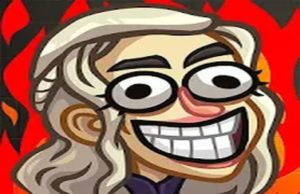 solution pour Troll Face Quest Game of Trolls a