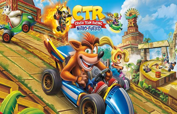solution pour Crash Team Racing Nitro Fueled a