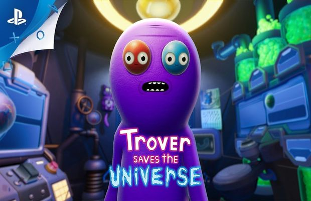 solution pour Trover Saves the Universe a