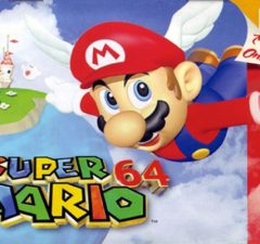 speedrun de Super Mario 64 a