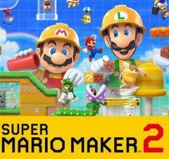 solution pour Super Mario Maker 2 a