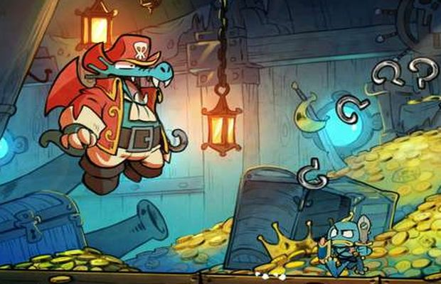 solution pour Wonder Boy The Dragon's Trap b