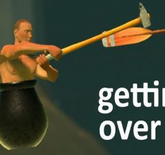 Speedrun de Getting Over It a