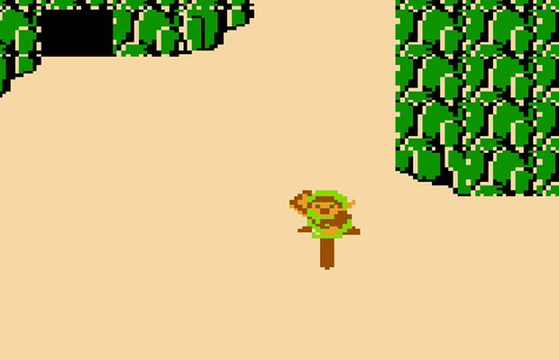 solution pour The Legend of Zelda b