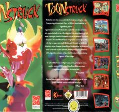 solution pour Toonstruck a