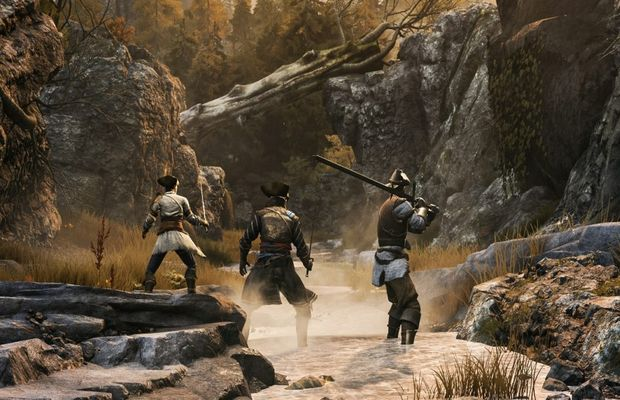 solution pour GreedFall b